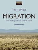Migration The Biology of Life on the Move 2nd 2014 9780199640393 Front Cover