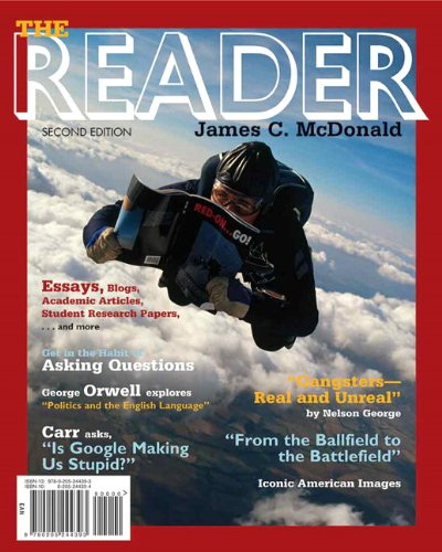 Reader  2nd 2012 (Revised) edition cover