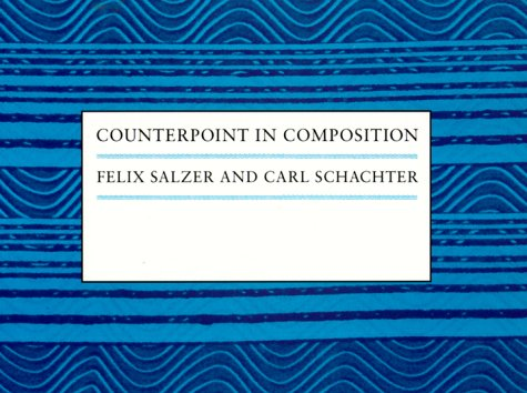 Counterpoint in Composition The Study of Voice Leading N/A edition cover