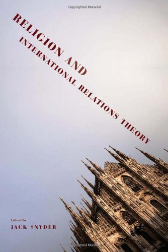 Religion and International Relations Theory   2011 edition cover