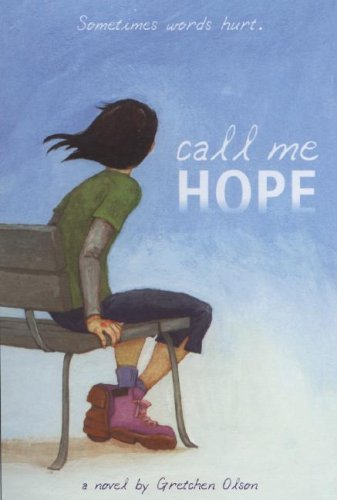 Call Me Hope   2008 edition cover
