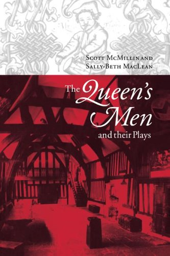 Queen's Men and Their Plays  N/A 9780521025393 Front Cover