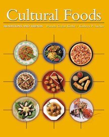 Cultural Foods Traditions and Trends  2000 9780534573393 Front Cover