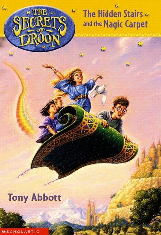 Hidden Stairs and the Magic Carpet   2003 edition cover