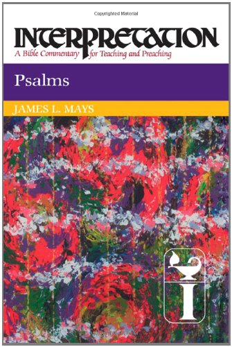 Psalms   2011 edition cover