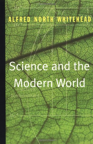 Science and the Modern World   1997 edition cover