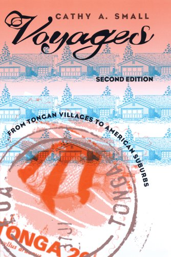 Voyages From Tongan Villages to American Suburbs 2nd 2011 (Revised) edition cover