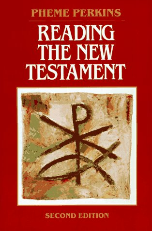 Reading the New Testament An Introduction 2nd (Revised) edition cover