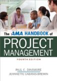 AMA Handbook of Project Management  4th 2014 edition cover