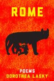 Rome Poems  2014 edition cover