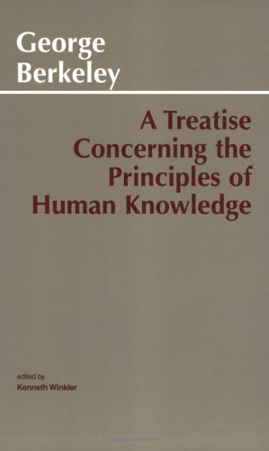 Treatise Concerning the Principles of Human Knowledge  N/A edition cover