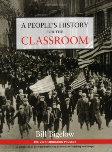 People's History for the Classrom  2008 edition cover