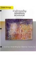 Cengage Advantage Books: Understanding Abnormal Behavior  10th 2013 edition cover