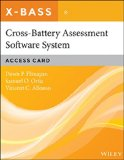 Cross-Battery Assessment Software System (X-BASS) Access Card   2015 9781119056393 Front Cover