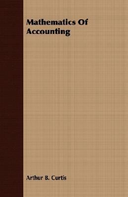 Mathematics of Accounting  N/A 9781406734393 Front Cover