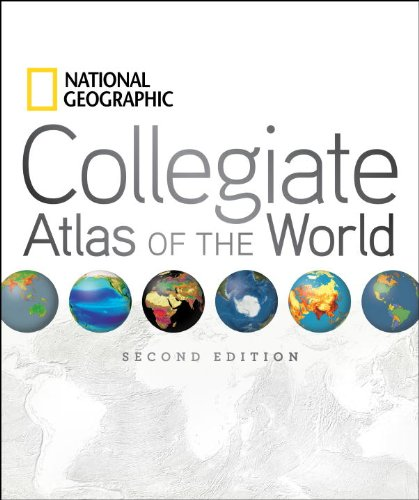 National Geographic Collegiate Atlas of the World, Second Edition  2nd 2011 edition cover