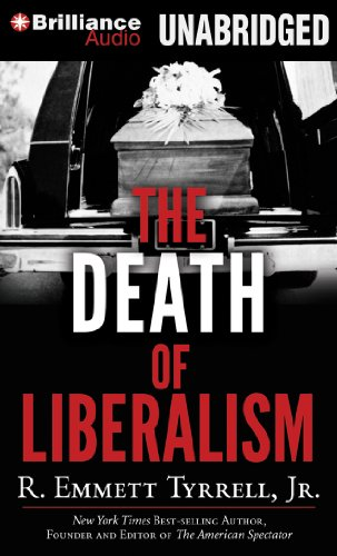 The Death of Liberalism:   2013 edition cover