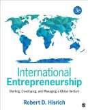 International Entrepreneurship Starting, Developing, and Managing a Global Venture 3rd 2016 edition cover