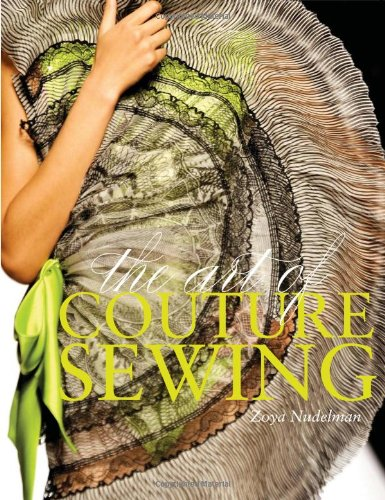 Art of Couture Sewing   2009 edition cover
