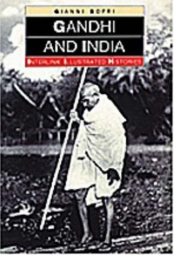 Gandhi and India  N/A 9781566562393 Front Cover