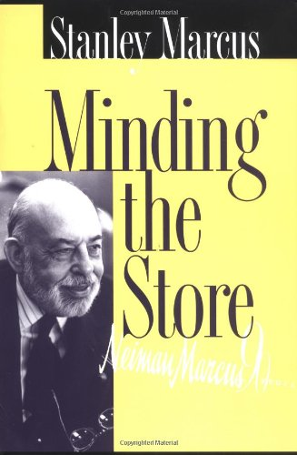 Minding the Store   1974 (Reprint) edition cover