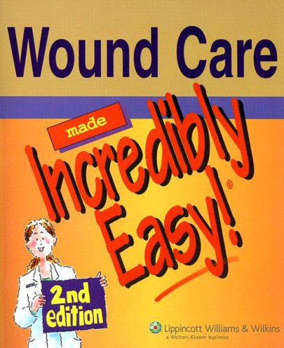 Wound Care  2nd 2007 (Revised) edition cover
