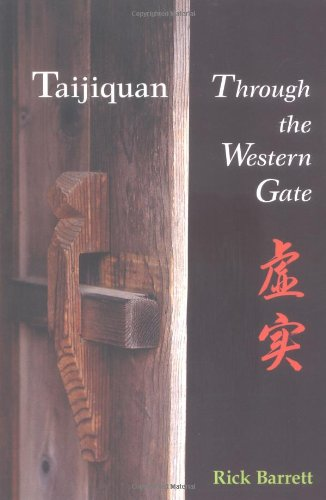 Taijiquan Through the Western Gate  2006 edition cover
