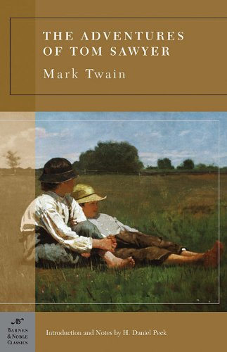 Adventures of Tom Sawyer  N/A edition cover