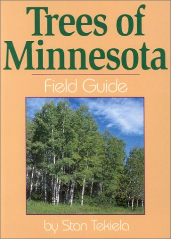 Trees of Minnesota Field Guide   2001 edition cover