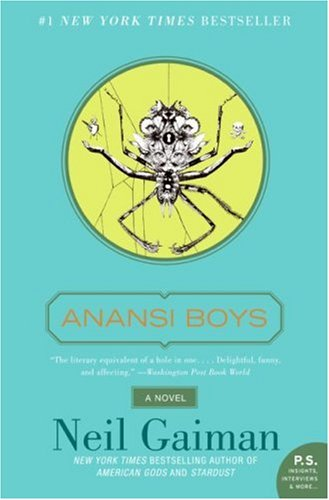 Anansi Boys  N/A edition cover