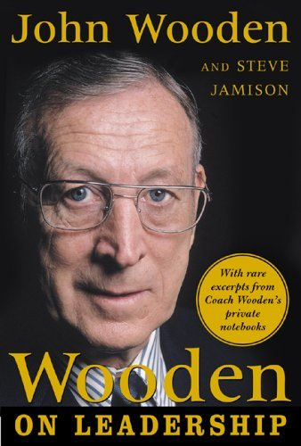 Wooden on Leadership   2005 edition cover