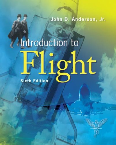Introduction to Flight  6th 2008 edition cover