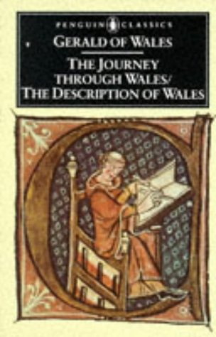 Journey Through Wales - The Description of Wales   1978 edition cover