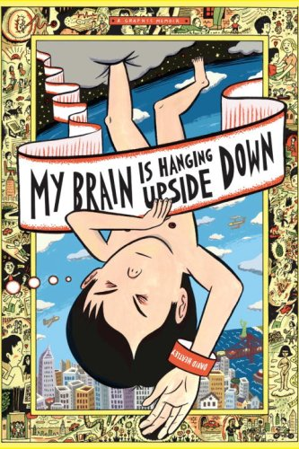 My Brain Is Hanging Upside Down   2008 9780375425394 Front Cover