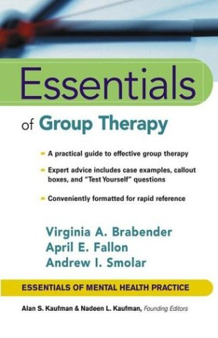 Essentials of Group Therapy   2004 edition cover
