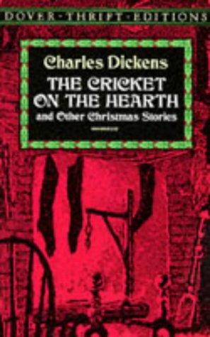 Cricket on the Hearth and Other Christmas Stories   1994 edition cover