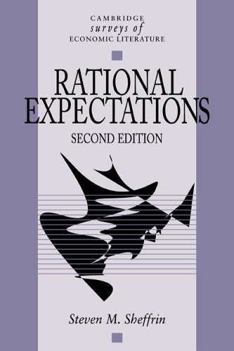 Rational Expectations  2nd 1996 (Revised) 9780521479394 Front Cover