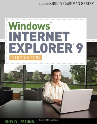 Windows Internet Explorer 9 Introductory 2nd 2012 edition cover