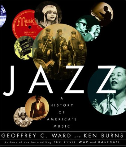 Jazz A History of America's Music  2000 edition cover
