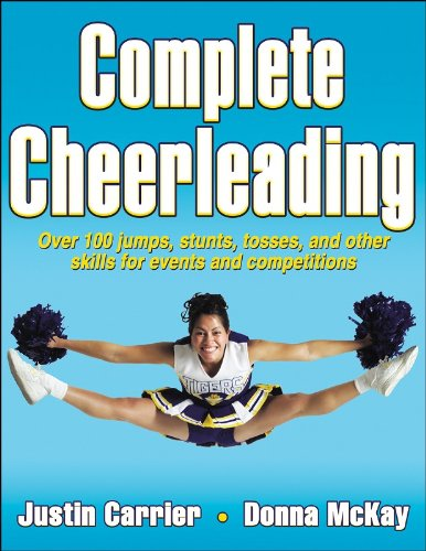 Complete Cheerleading   2006 edition cover
