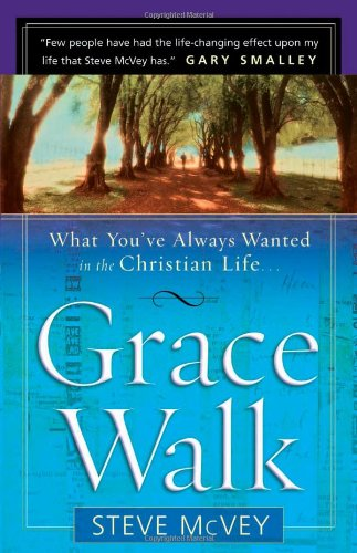Grace Walk  2nd 1995 (Reprint) edition cover