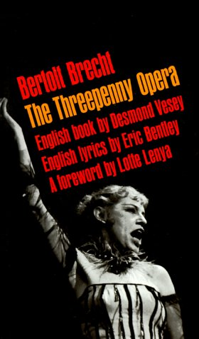 Threepenny Opera  N/A edition cover
