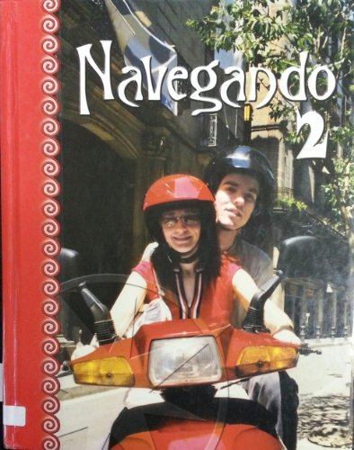 Navegando 2 : Textbook 1st 2005 9780821928394 Front Cover