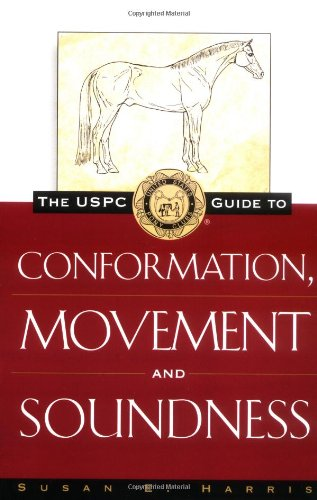 USPC Guide to Conformation, Movement and Soundness   1997 edition cover