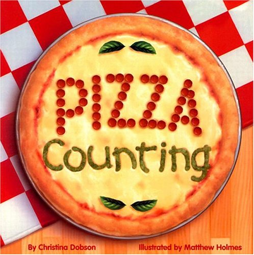 Pizza Counting   2002 9780881063394 Front Cover