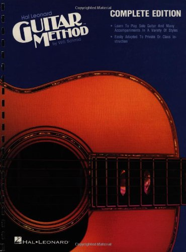 Hal Leonard Guitar Method  2nd (Revised) edition cover