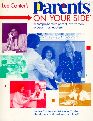 Parents on Your Side A Comprehensive Parent Involvement Program for Teachers  1991 edition cover