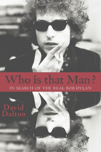 Who Is That Man? In Search of the Real Bob Dylan  2012 edition cover