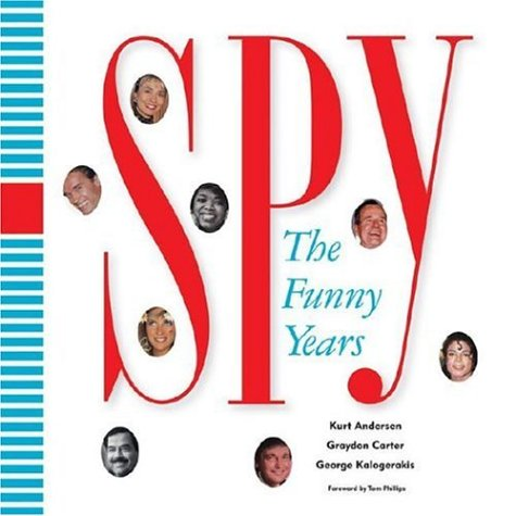 Spy The Funny Years  2006 edition cover