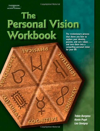 Personal Vision Workbook   2007 (Workbook) 9781401899394 Front Cover